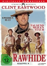 Rawhide - Tausend Meilen Staub - Staffel 8 Poster