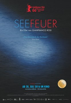 Seefeuer Poster