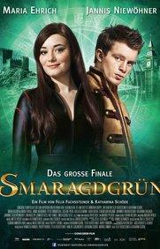 Smaragdgrün Poster