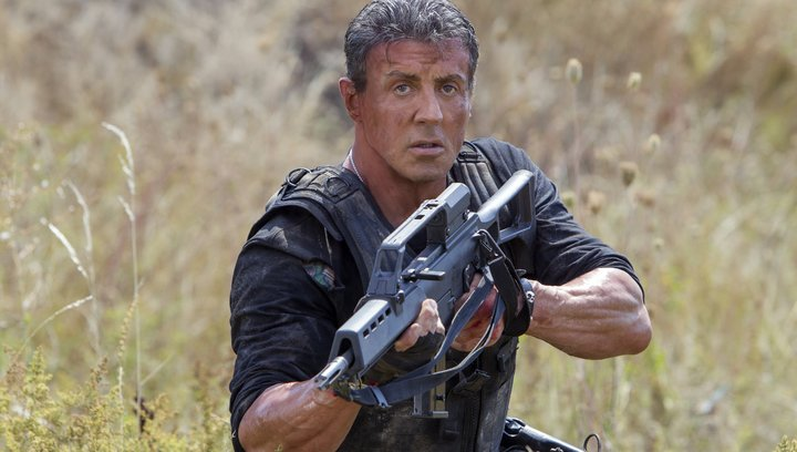 The Expendables 3 - Trailer Poster