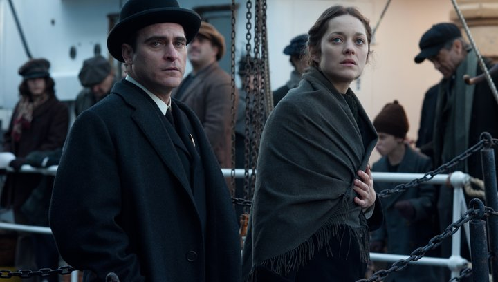 The Immigrant - Trailer Poster