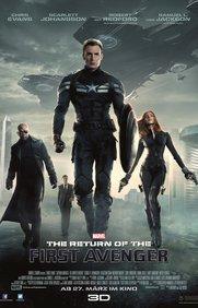The Return of the First Avenger Poster