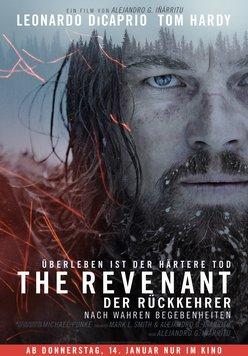 The Revenant - Der Rückkehrer Poster