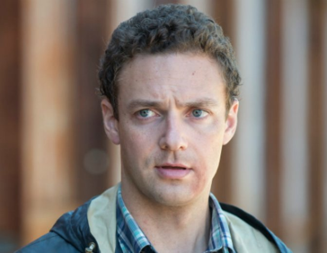Ross Marquand in The Walking Dead © AMC