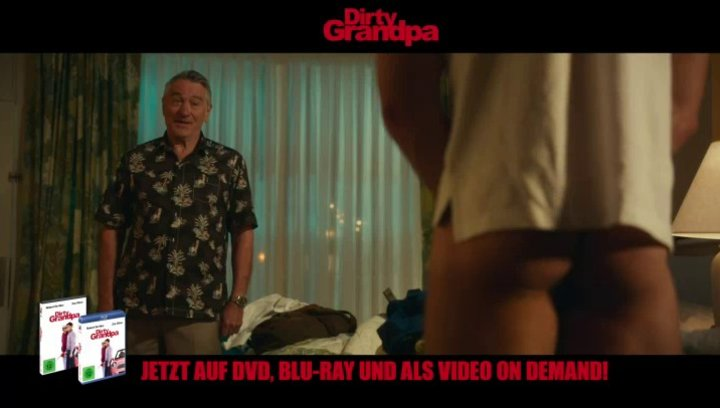 Dirty Grandpa (VoD-BluRay-DVD-Trailer) Poster