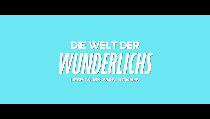 Die Welt der Wunderlichs - Trailer Poster