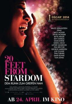 20 Feet from Stardom Poster