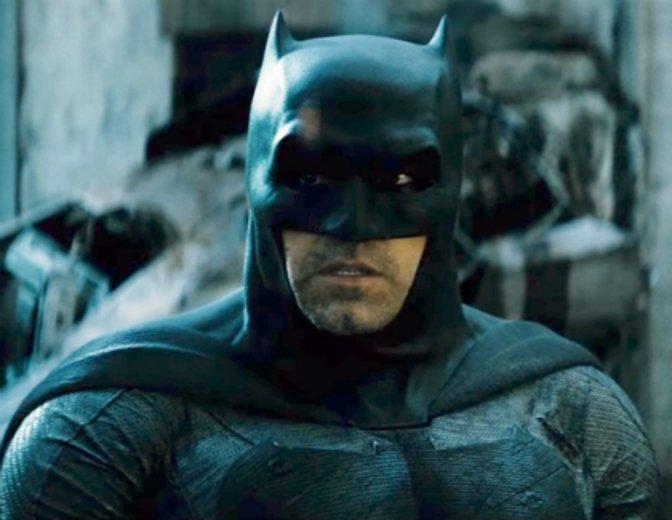 """Als """"Batman"""" feierte er 2016 seinen Einstand im DC-Universum © Warner"""