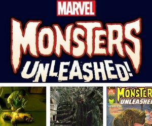 "Marvel macht Monster: Neue Serie ""Monsters Unleashed"" enthüllt"
