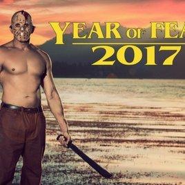Sexy Mörder: Dieser Kalender für Horrorfans ist eine Hinrichtung des guten Geschmacks
