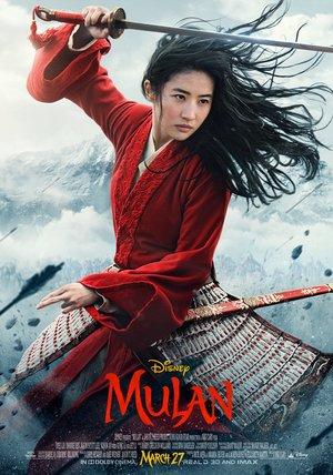 Plakat: MULAN