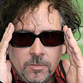 Monster-Schmuser Tim Burton