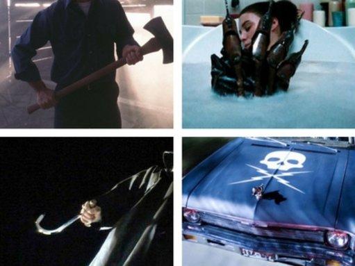 Horror-Quiz: Zu welchen Serienkillern gehören diese Mordinstrumente?