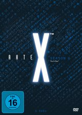 Akte X - Season 6 Collection (6 DVDs) Poster