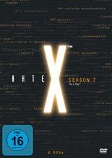 Akte X - Season 7 Collection (6 DVDs) Poster