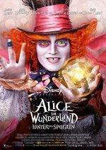 Alice im Wunderland: Hinter den Spiegeln Poster