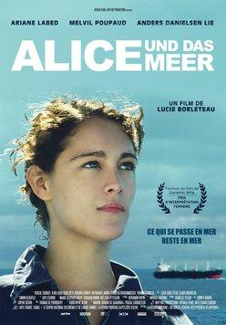 Alice und das Meer Poster