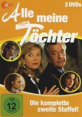 Alle meine Töchter - Die komplette 2. Staffel (3 Discs) Poster