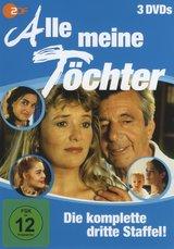 Alle meine Töchter - Die komplette 3. Staffel (3 Discs) Poster