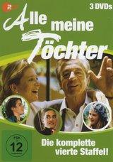 Alle meine Töchter - Die komplette 4. Staffel (3 Discs) Poster