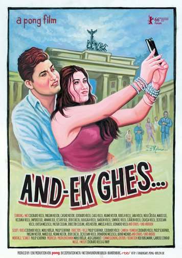 And-Ek Ghes... Poster