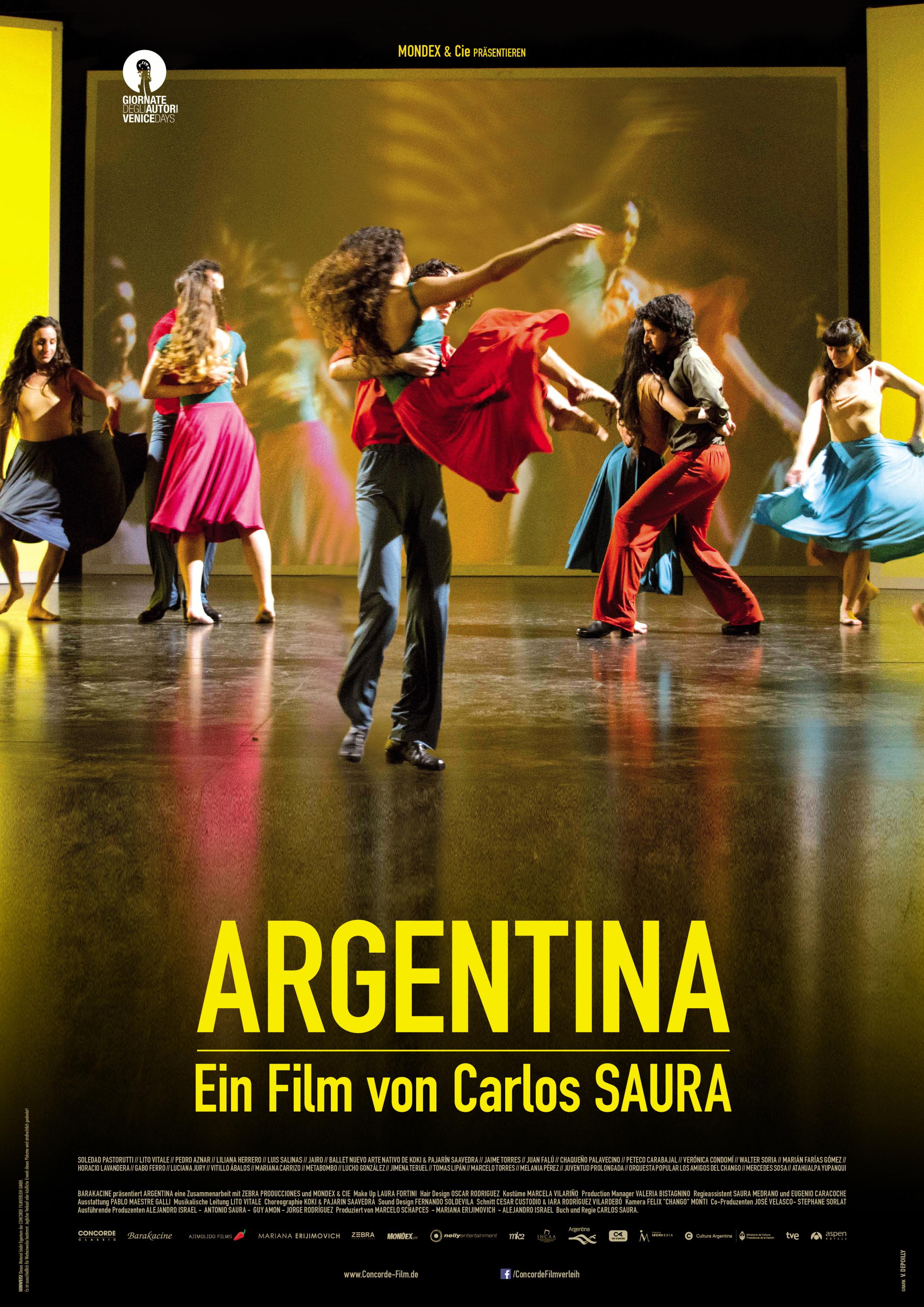 Argentina Poster