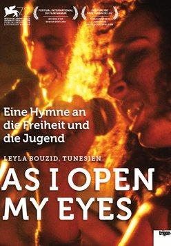 As I Open My Eyes - Kaum öffne ich die Augen Poster