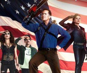 Ash vs Evil Dead Staffel 3 kommt später, neue Bilder von der Comic-Con