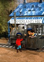 Augsburger Puppenkiste - Jim Knopf und Lukas, der Lokomotivführer Poster
