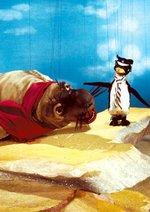 Augsburger Puppenkiste - Urmel aus dem Eis Poster