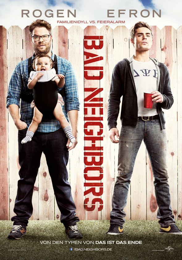 Bad Neighbors Film (2014) · Trailer · Kritik · KINO.de