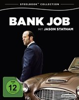 Bank Job (Steelbook Collection) Poster