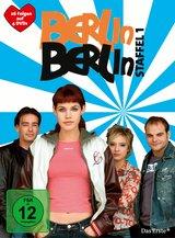 Berlin, Berlin - Staffel 1 (4 Discs) Poster