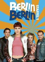 Berlin, Berlin - Staffel 1 (4 DVDs) Poster