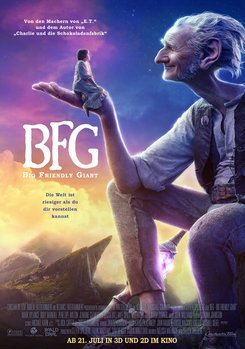 BFG - Big Friendly Giant