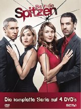Bis in die Spitzen - Die komplette Serie (4 DVDs) Poster