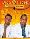 Broti & Pacek - Irgendwas ist immer, Staffel 1&2 (6 DVDs) Poster