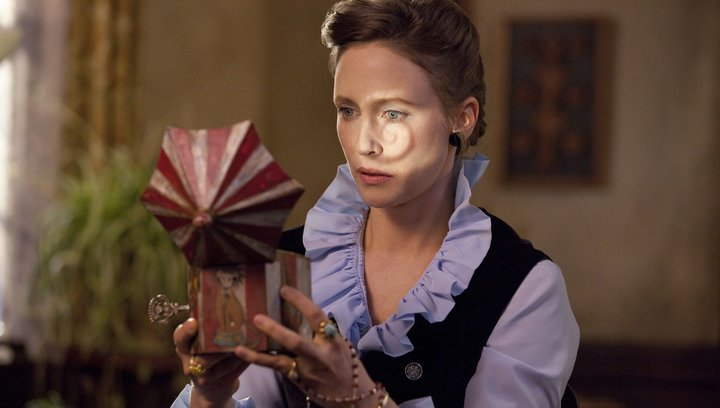 The Conjuring (VoD-/BluRay-/DVD-Trailer) Poster