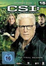 CSI: Crime Scene Investigation - Season 15 Poster