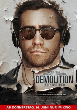 Demolition - Lieben und Leben Poster