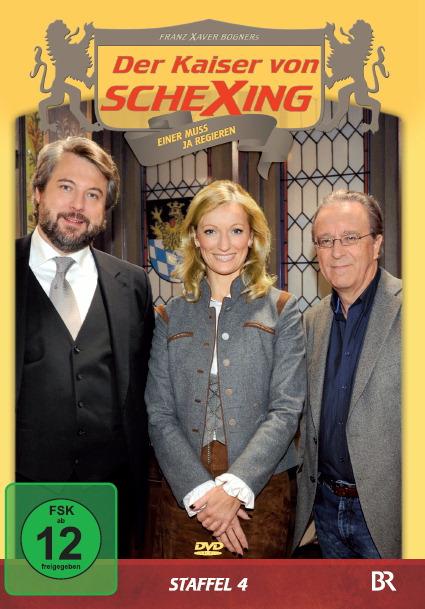 Der Kaiser von Schexing Staffel 4 Poster