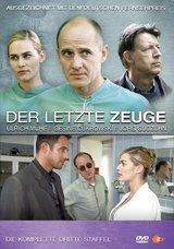 Der letzte Zeuge - Die komplette dritte Staffel (3 DVDs) Poster
