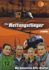 Die Rettungsflieger - Die komplette 11. Staffel (3 Discs) Poster