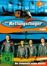 Die Rettungsflieger - Die komplette 8. Staffel (3 DVDs) Poster