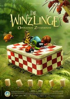 Die Winzlinge - Operation Zuckerdose Poster