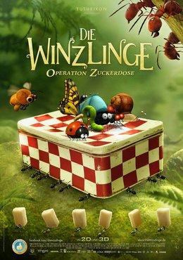 Die Winzlinge - Operation Zuckerdose