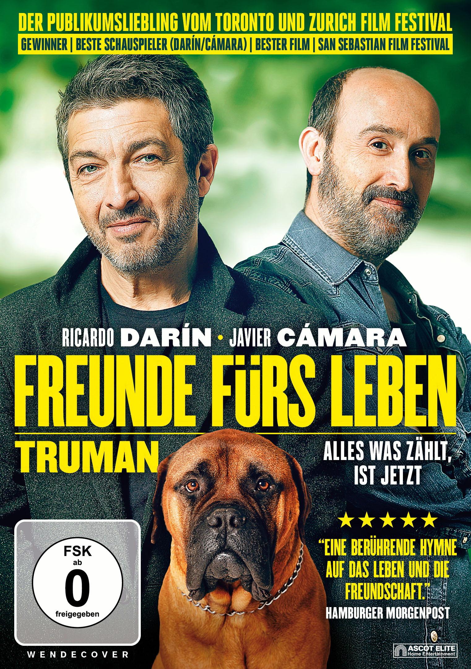 Freunde fürs Leben - Truman Poster