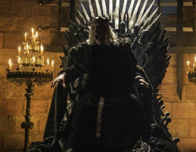 Ein Prequel mit dem Irren König? © HBO