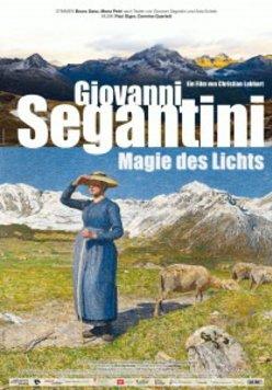 Giovanni Segantini - Magie des Lichts Poster