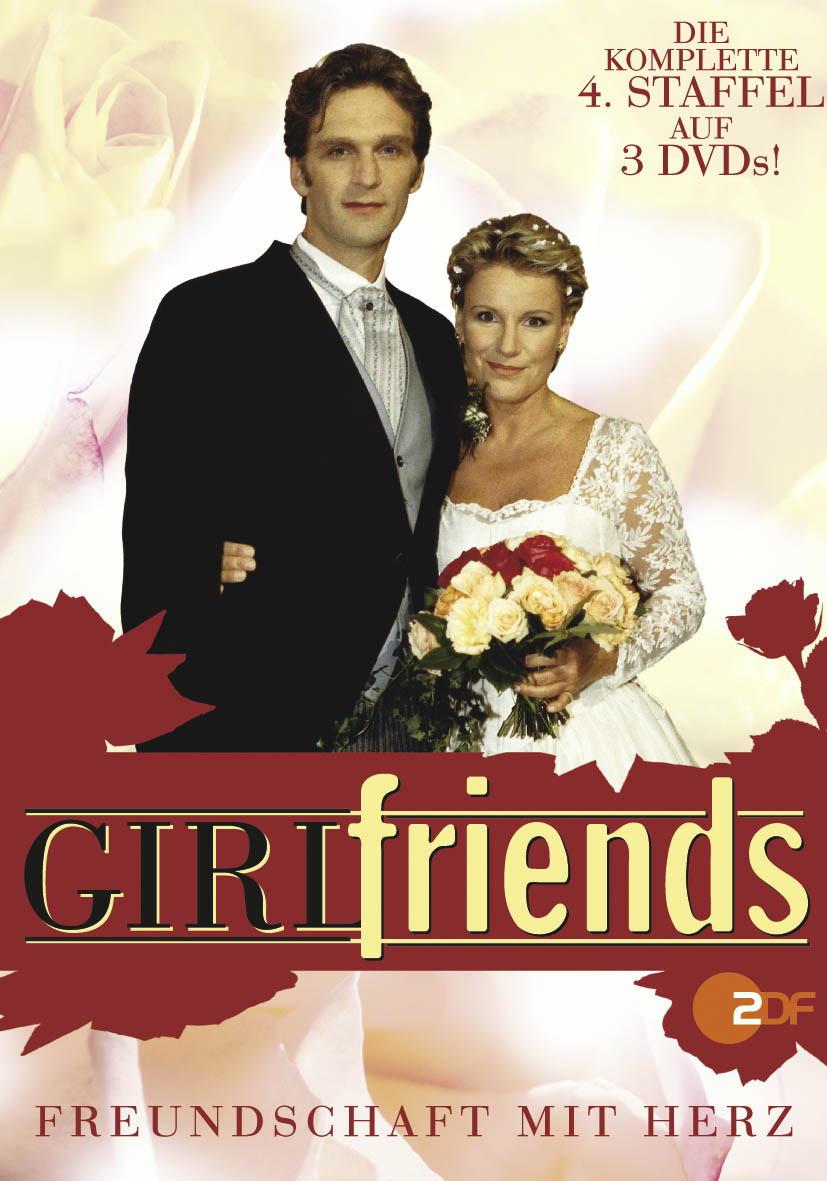 GIRL friends (4. Staffel, 13 Folgen) (3 DVDs) Poster